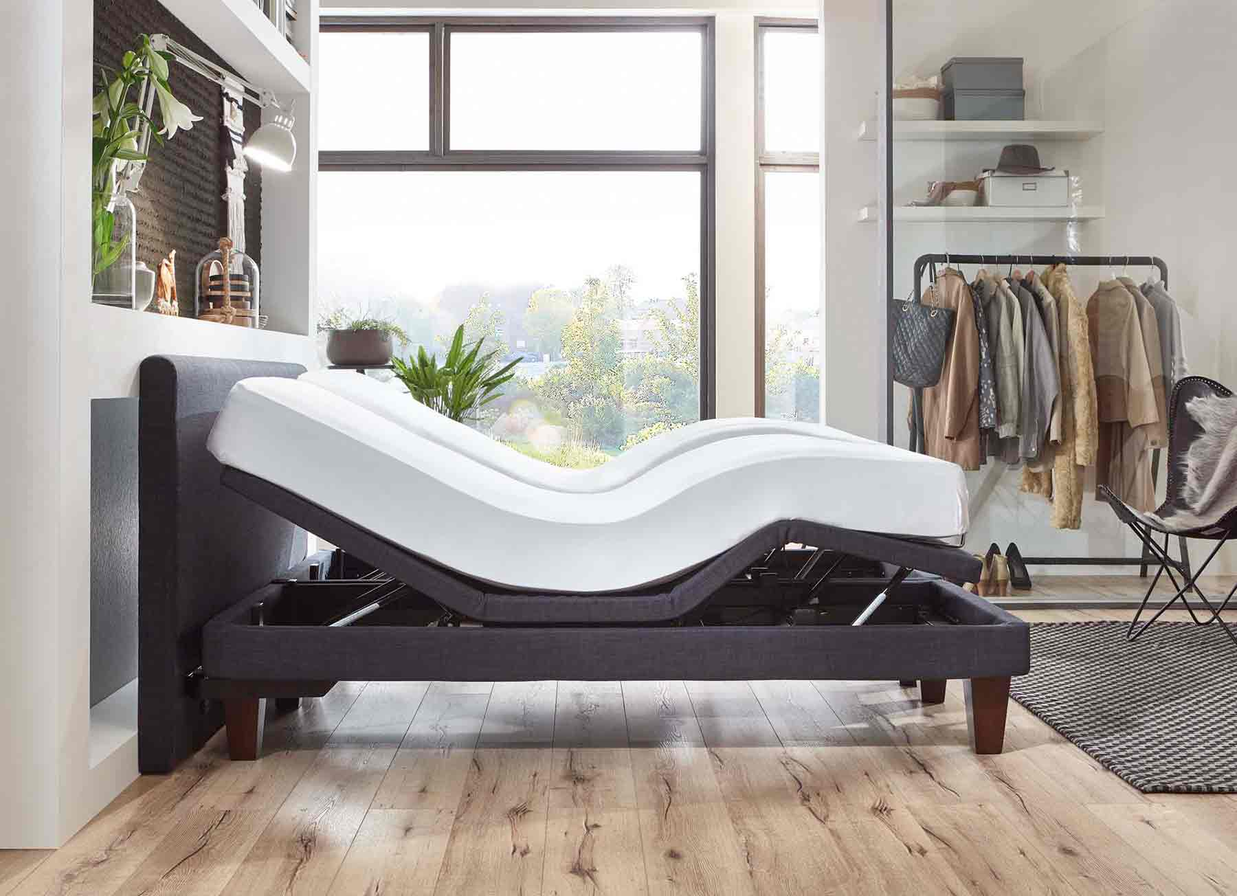 boxspring lattenrost mit massage f r tiefste entspannung schlafstudio helm wien. Black Bedroom Furniture Sets. Home Design Ideas