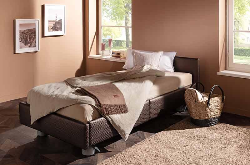 Komfortables Gesundheitsbett