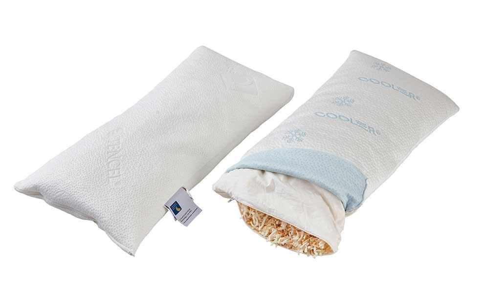 Bett Kissen (Zirbe Soft) Helm