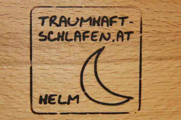 Branding Brandstempel HelmBett