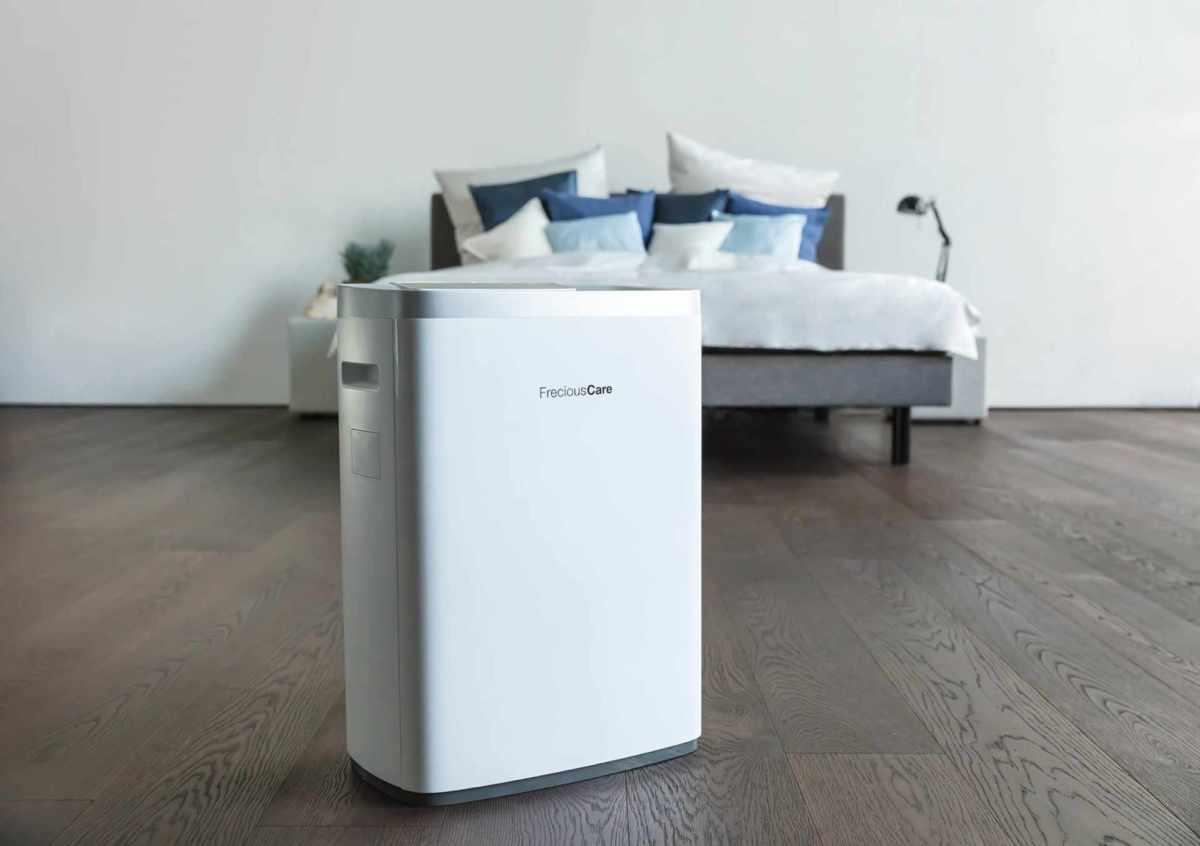 Luftreiniger Wien - Luftreiniger im Schlafzimmer