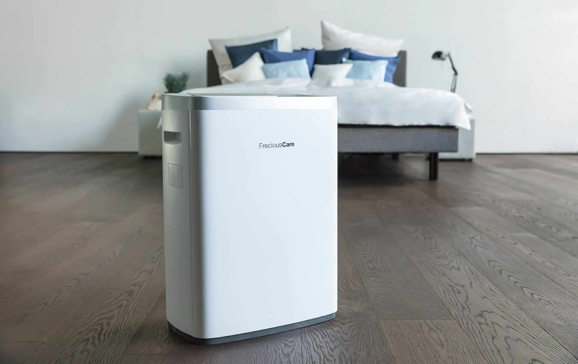 optimaler Luftreiniger gegen Allergien