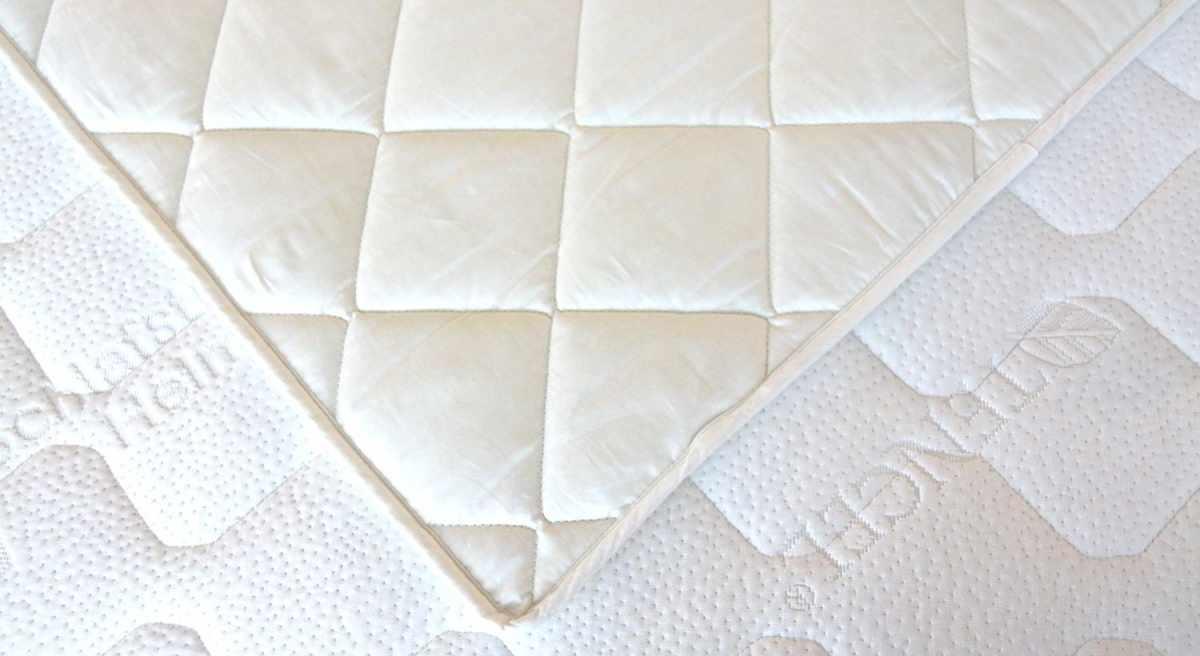 Meine Matratze Klimazone Baumwolle
