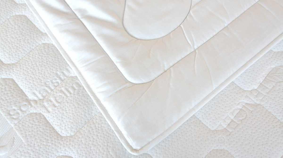 Meine Matratze Klimazone kbA Baumwolle
