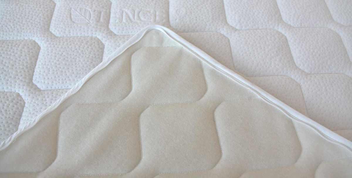Meine Matratze Matratzenbezug mit Tencel