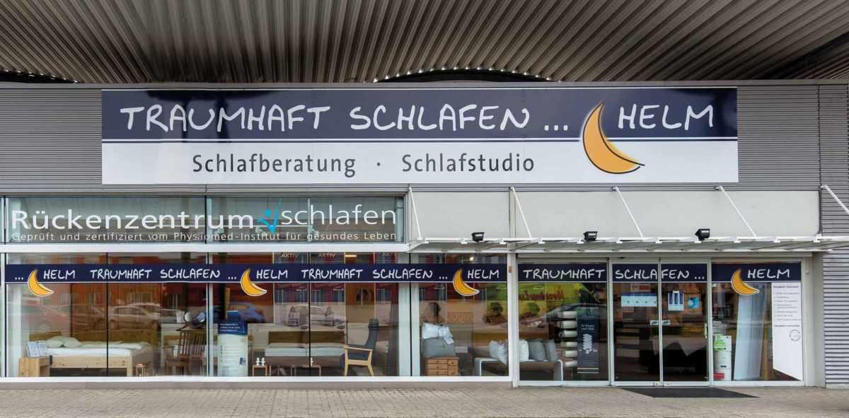 Bettenstudio, Schlafstudio Helm Wien Aussenansicht