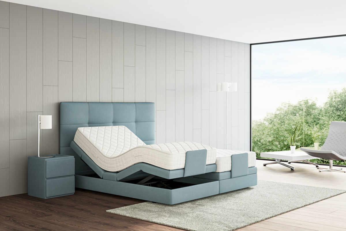 Gesundheitsbett elektronisch verstellbar