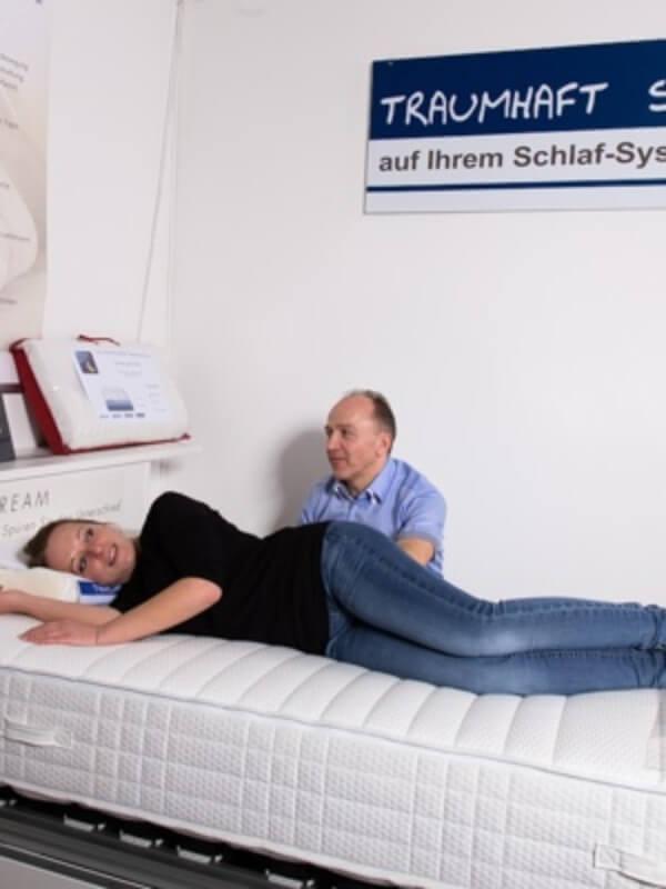 Bettenstudio Wien - Schlafstudio Helm